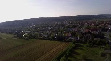 Weisenheim am Berg zwischen Wald und Reben